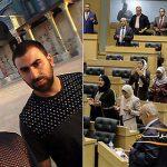 El parlamento jordano homenajeó a los terroristas del ataque en el Monte del Templo