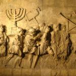 Israel presenta réplica de Arco de Tito a la UNESCO