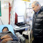 Israel apoya a los civiles sirios con una suma de 32 millones de dólares anuales