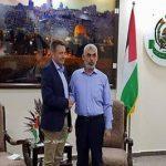 La Cruz Roja pidió al líder de Hamás poder reunirse con israelíes en Gaza