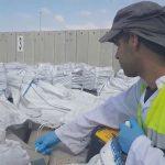 Israel evita el contrabando de toneladas de explosivos con destino a Gaza