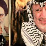CIA: OLP fue aliado muy cercano a Irán y Khomeni, uno de los promotores de Arafat