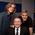 George Clooney narrará la película sobre la vida de Shimon Peres