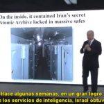 Video: Netanyahu presenta documentación secreta iraní y te contamos cómo la obtuvo el Mossad