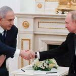 El PM Netanyahu reunido con Putin en Rusia