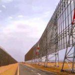 Israel: Nuevo aeropuerto con el Muro Anti-Misiles más alto del mundo