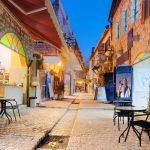 Postal de Israel: Safed
