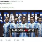 Hamás agradeció públicamente a Argentina no jugar en Israel