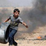 4 palestinos muertos en la frontera de Gaza al atacar e intentar invadir territorio israelí