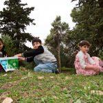 Niños de Sderot responden al terrorismo con 'cometas de vida'