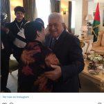 "Video – Diego Maradona al Presidente Abbas: ""Yo soy de corazón palestino"""