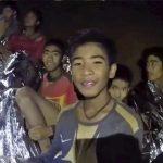 Tecnología israelí proporciona enlace de comunicación a niños tailandeses atrapados en cuevas