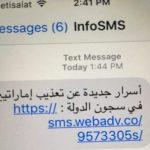 Reporte: Emiratos Árabes Unidos utilizó software israelí para espiar a Arabia Saudita, Qatar