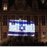 Exhibición audiovisual israelí cerca de lugar histórico de la Noche los Cristales Rotos