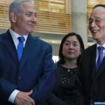 China e Israel se acercan a través de la tecnología