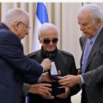 Aznavour fue premiado por esconder a judíos durante el Holocausto