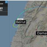 La inusual ruta de los aviones de carga iraníes