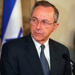 "Homenaje al ex ministro de Defensa israelí Moshe Arens Z""L"