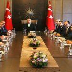 """Erdogan se reunió con legisladores árabes israelíes: """"Gracias por representar a los palestinos en la Knesset"""""""
