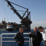 Netanyahu celebra que Israel será independiente energéticamente por su gasoducto