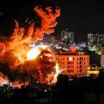 Hamás atacó a Israel y el ejército respondió