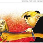 Opinión – Gran artículo: Patética excusa del New York Times por publicar una caricatura antisemita