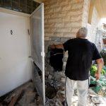 Lluvia de misiles palestinos sobre Israel genera respuesta del Estado hebreo