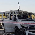 Palestinos lanzaron +500 misiles sobre Israel, causaron 2 muertos. Israel destruyó sede de Inteligencia de Hamás y sede de agencia de noticias turca