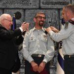 El presidente Rivlin nombra a un oficial druso como su nuevo secretario militar